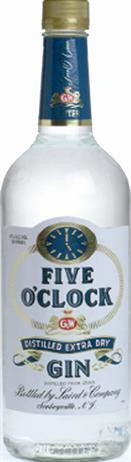 Lairds Gin Five OClock 80@
